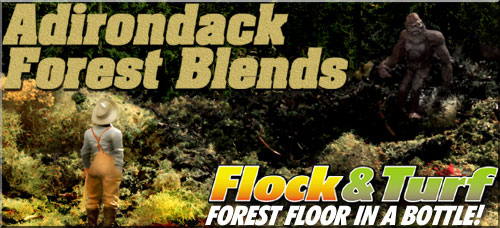 Adirondack Blends. Forest Floor in a Bottle!