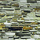FLAGSTONE WALL/2 SHEETS