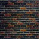 DARK BRICK WALL/2 SHEETS