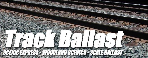 Ballast & Stone-Scenic Express