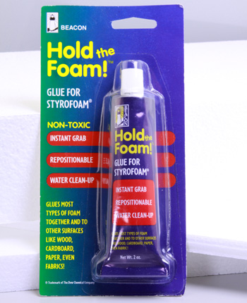 HOLD THE FOAM 2 oz.
