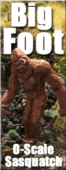 "Sasquatch ""Big Foot"""