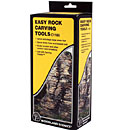 EASY ROCK CARVING SET/3 PCS.