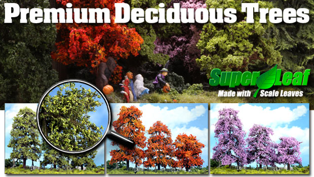 Premium Ready Made Deciduous Trees