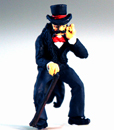 O-SCALE 1:48 DASTARDLY VILLAIN