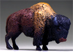 O-SCALE AMERICAN BISON 'BUFFALO'