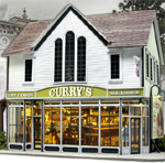O-SCALE CURRY'S MERCANTILE
