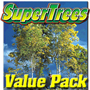 1/4 BUSHEL SUPERTREE VALUE PACK 5