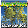 N-SCALE SUPERTREE' STARTER KIT