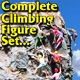 TECHNICAL ROCK CLIMBING SET