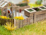 GARDEN PICKET FENCE KIT