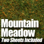 Mountain Meadow Field Grass Mat