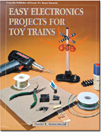 EASY ELECTRONIC PROJECTS FOR TOY TRAINS