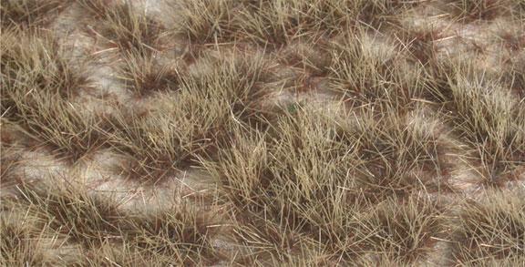 4 6mm burnt grass desert tuft silflorettes scenic express. Black Bedroom Furniture Sets. Home Design Ideas