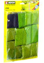 NEW! 1.5mm-2.5mm SHORT STATIC GRASS ASSORTMENT SET