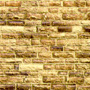 EMBOSSED YELLOW SANDSTONE WALL-12½