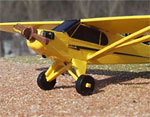 HO-SCALE PIPER J-3 CUB