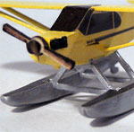 FLOAT KIT FOR PIPER CUB - HO SCALE