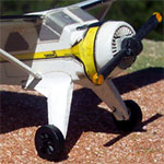 LANDING GEAR KIT FOR DHC-2 BEAVER (N-SCALE)