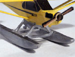FLOAT KIT FOR PIPER CUB - N-SCALE