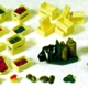 HO-SCALE PRODUCE STAND ACCESSORIES