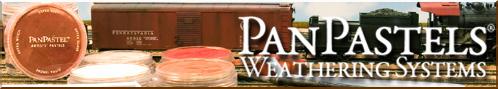 Pan Pastels Weathering System