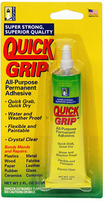 QUICK GRIP - 2 oz.
