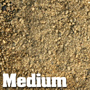 MEDIUM NATURAL SOIL & DIRT- ¾ CUP