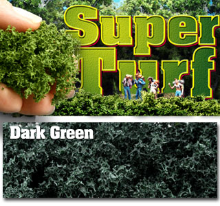 DARK FOREST GREEN SUPERTURF-32 oz. JAR