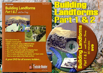 NEW! Building Landforms DVD
