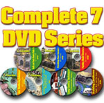COMPLETE 7 DVD SERIES