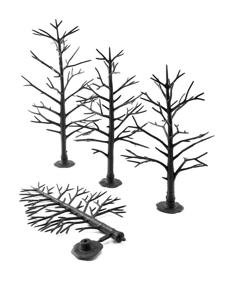 Naturalplastic Tree Kits Scenic Express