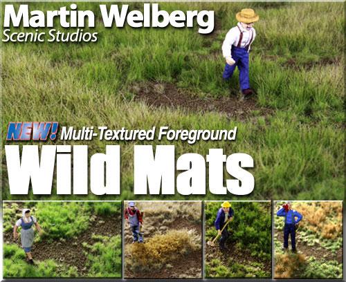 NEW Martin Welber Wild Mats