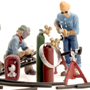 O-Scale Welders & Accessories
