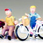O-SCALE BICYCLE BUDDIES