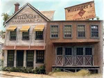 O-SCALE WITZINGER'S WASHBOARD CO.
